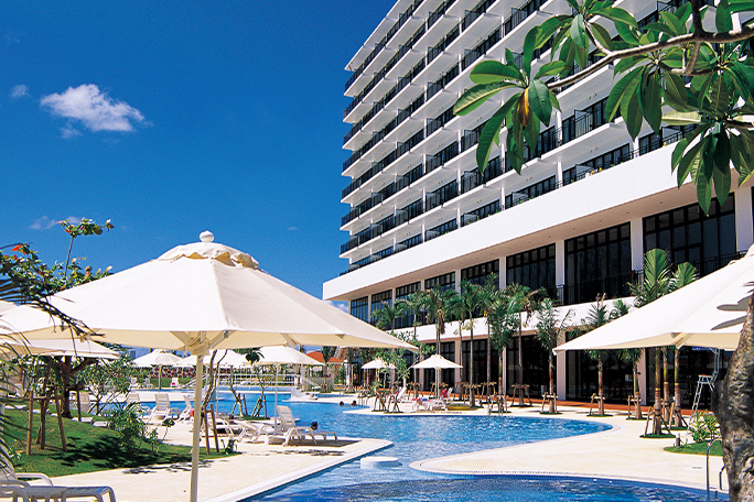 Southern Beach Hotel and Resort Okinawa