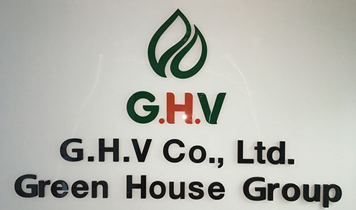 G.H.V Co., Ltd. Green House Group
